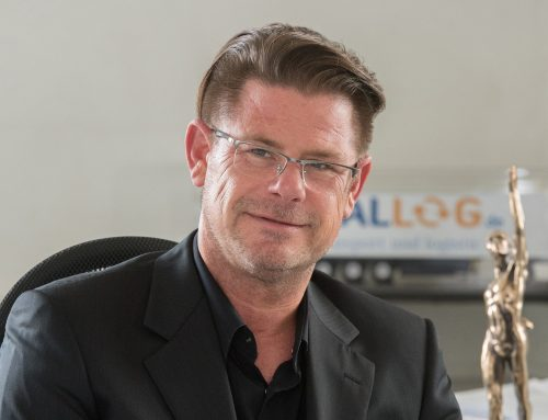 Uwe Ritzmann – Hallog GmbH