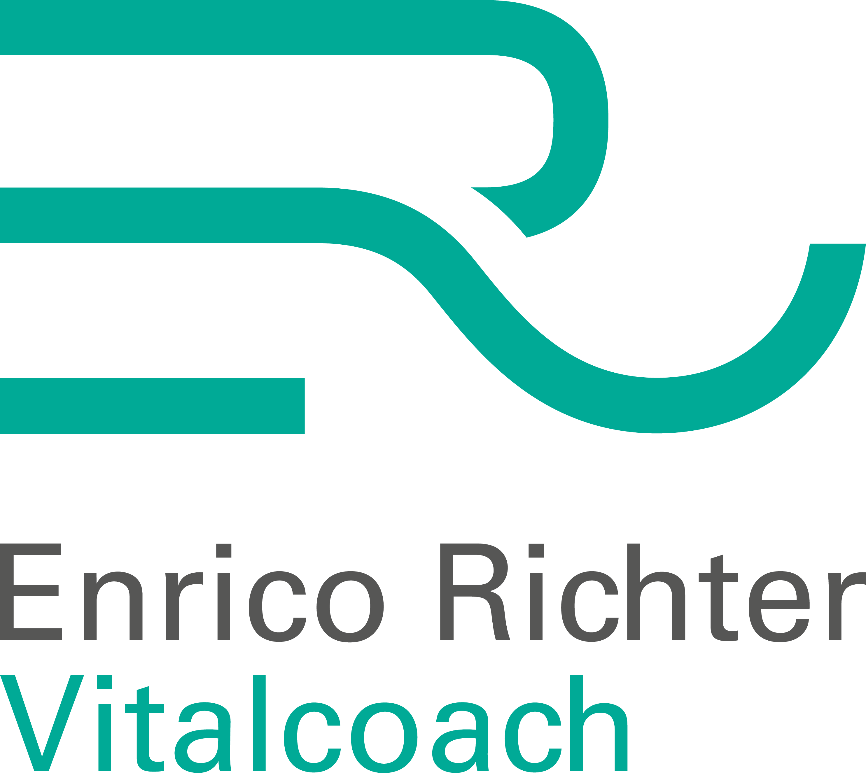 Personal Training & Physiotherapie | Enrico Richter – Vitalcoach Logo